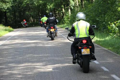 Motorrijbewijspoint Tiel motor lesplan