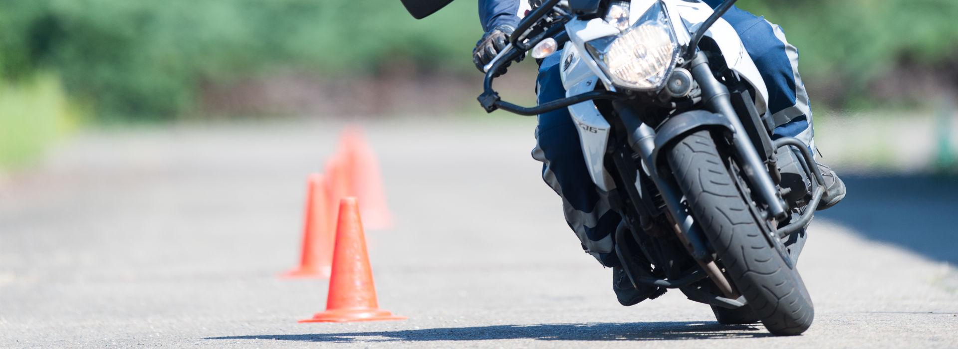 Motorrijbewijspoint Tiel motor rijvaardigheid
